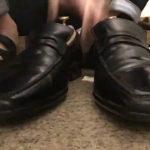 革靴の通常時のメンテはブラッシングで十分足りる